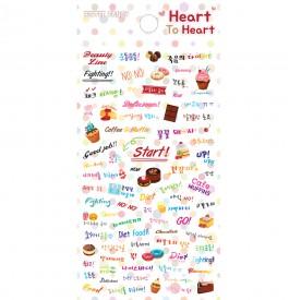 DA5374 Heart To Heart (Beauty Line)