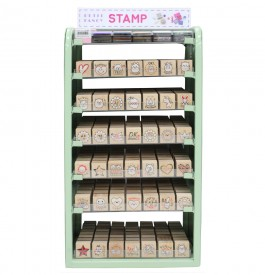 stamp display