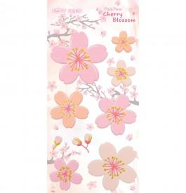 DA5427 PomPom Cherry Blossom