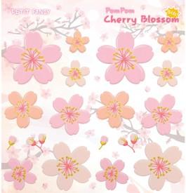DA5434 PomPom Cherry Blossom BIG