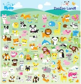 DA5410 zoo zoo land