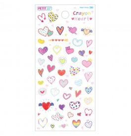 da5243 Crayon Heart